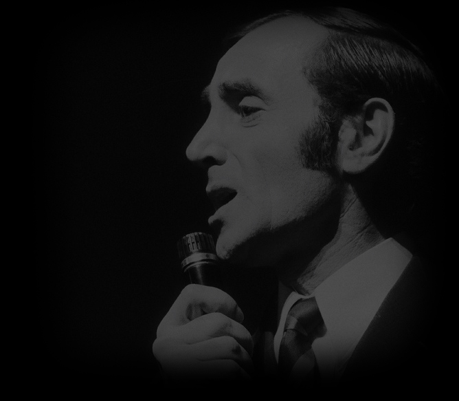 Biography Of Charles Aznavour Aznavour Fondation